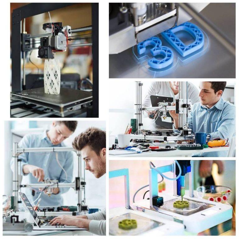 ช่างเทคนิคการพิมพ์3มิติ : อาชีพใหม่ ที่น่าสนใจ